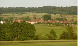 Le village de Pexonne