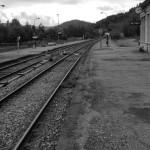 Gare de ROTHAU… direction Strasbourg