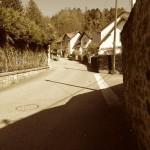 ROTHAU: le chemin emprunté par les déportés