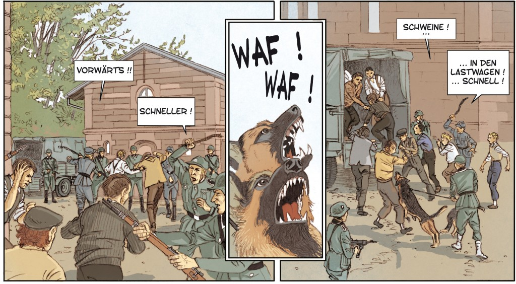 """""""Un été en enfer"""" de Vincent WAGNER et Roger SEITER Ed. du Signe"""